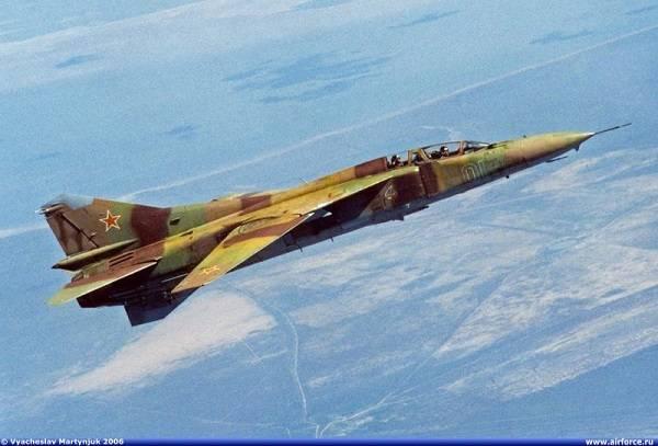 МиГ-23: история с геометрией (часть 2)
