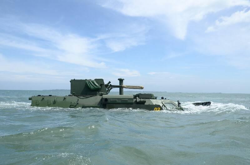 Индонезийские морпехи отказываются от дальнейших закупок БТР-4 украинского производства