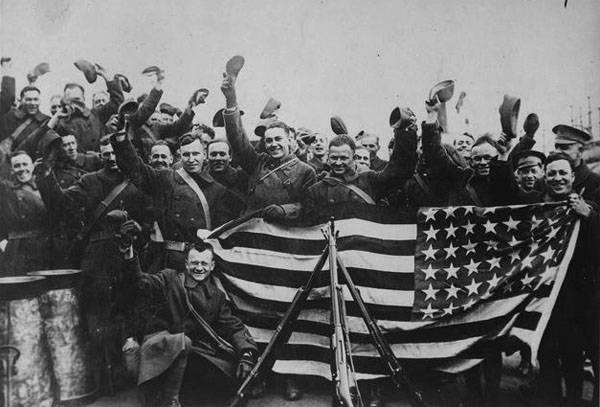 Как США спустя 32 месяца вступили в Первую мировую войну
