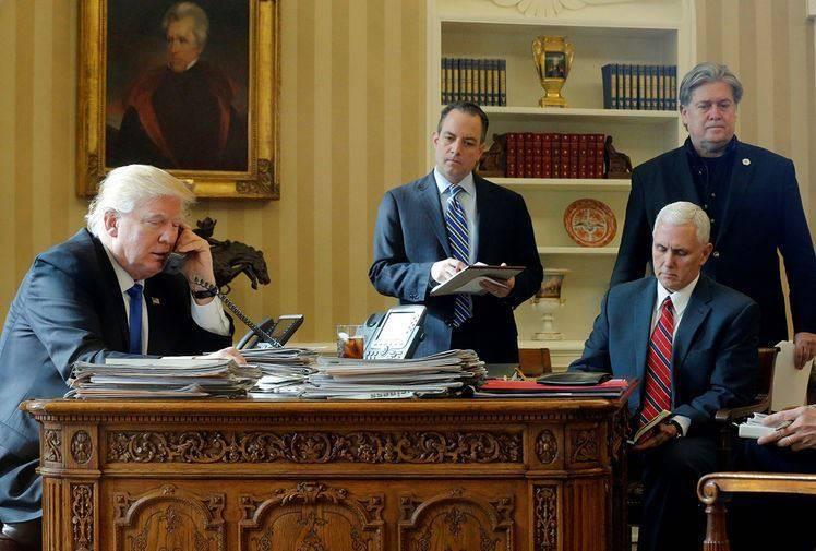 Трамп задумал новые санкции против России и удары по Сирии