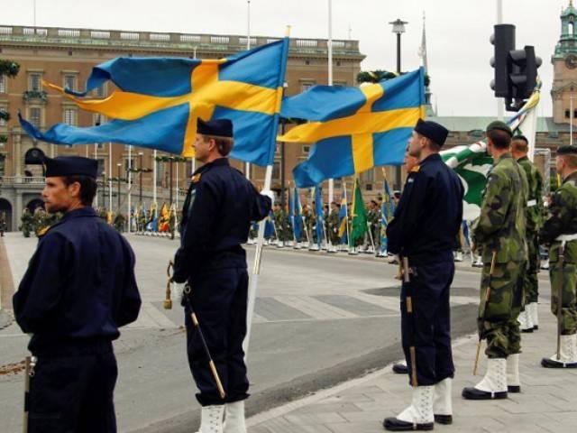 "Правящая шведская партия сказала НАТО ""нет"""