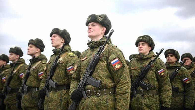 9 мая в России на парад Победы выйдут более 130 тысяч военнослужащих