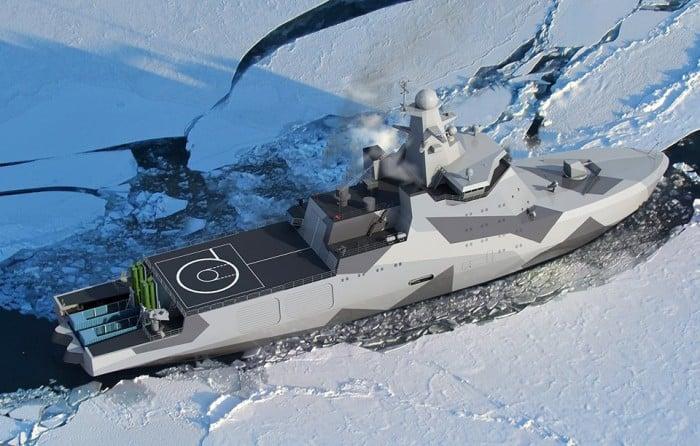 В России будет заложен первый боевой ледокол с «Калибрами»