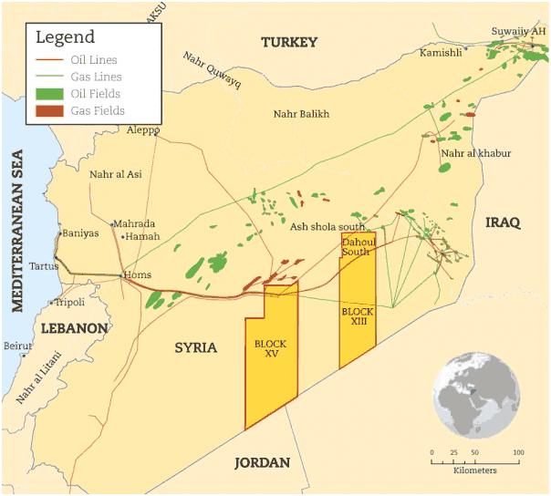 ВС США задействовали в наземной операции в Сирии