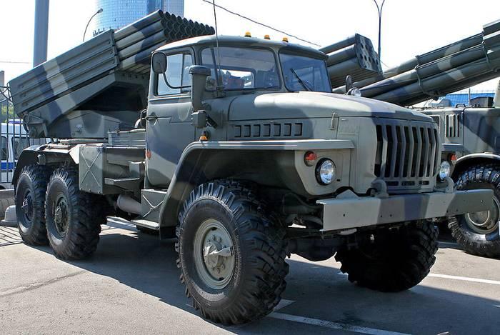 """США опасаются """"сумасшедшей"""" ракетной артиллерии русских"""