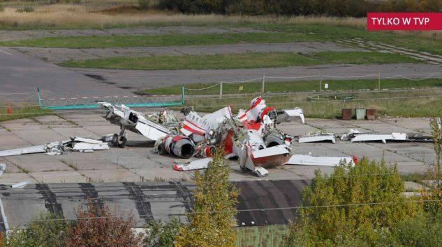 """Польская комиссия: """"На борту Ту-154 произошёл взрыв"""""""
