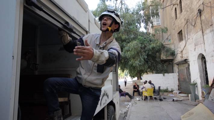 США: Над госпиталем Хан-Шейхуна перед авиаударом кружил российский беспилотник