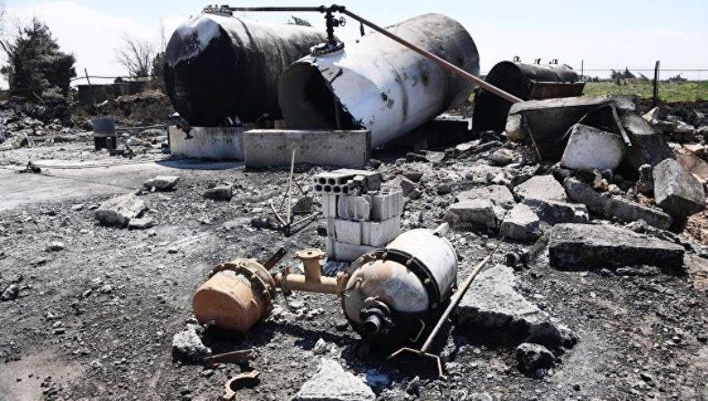 Лидеры ФРГ и Британии поддержали ракетный удар США по Сирии