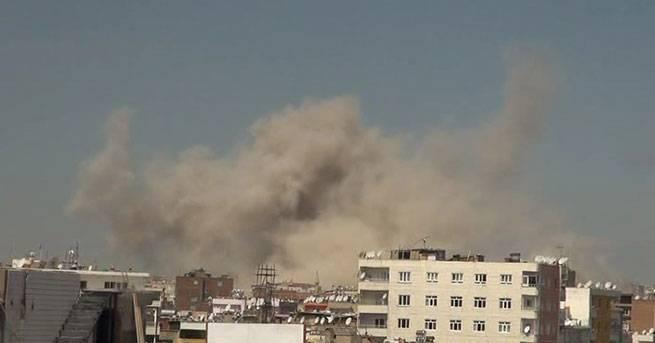 Теракт в турецком Диярбакыре