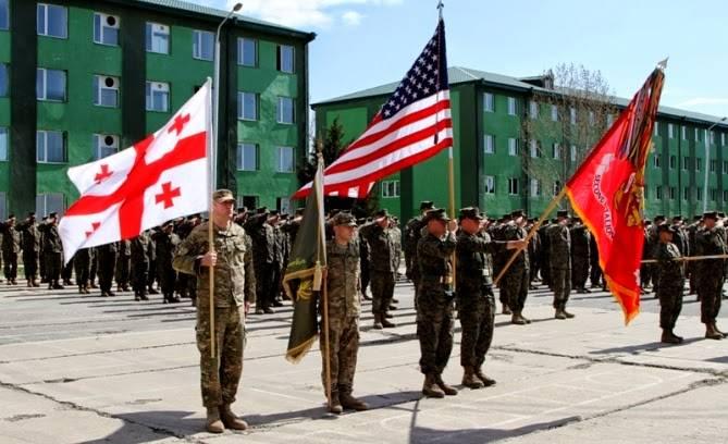 Грузия откроет новый центр подготовки войск НАТО