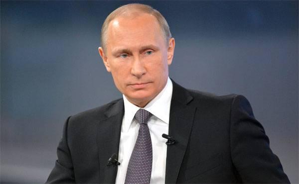 """Путин - Западу: """"Скучно, девочки!.."""""""