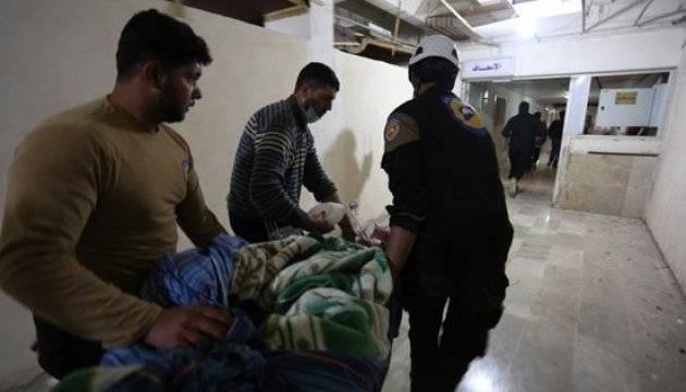 В США считают, что террористы не виноваты в химатаке