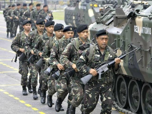 Филиппины могут стать новым рынком сбыта оружейной продукции РФ