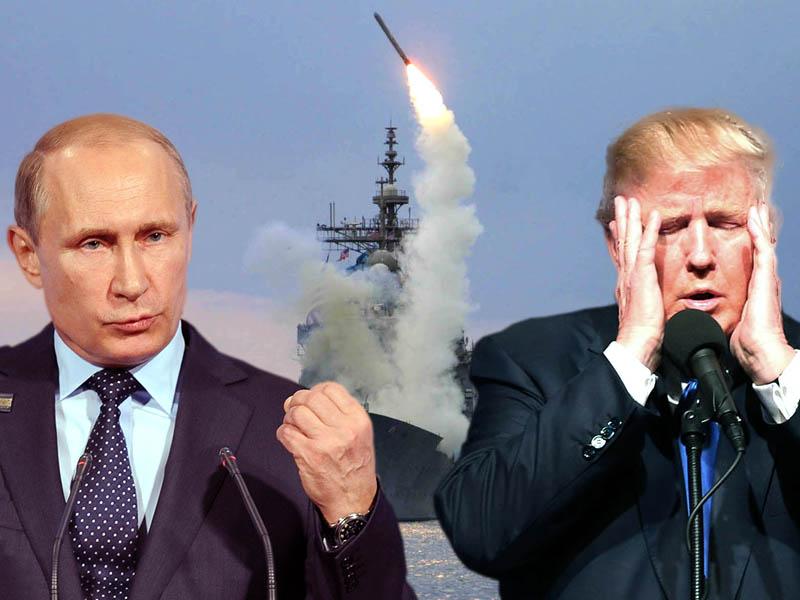 Трамп vs Путин. Так по кому «топором»-то в итоге?