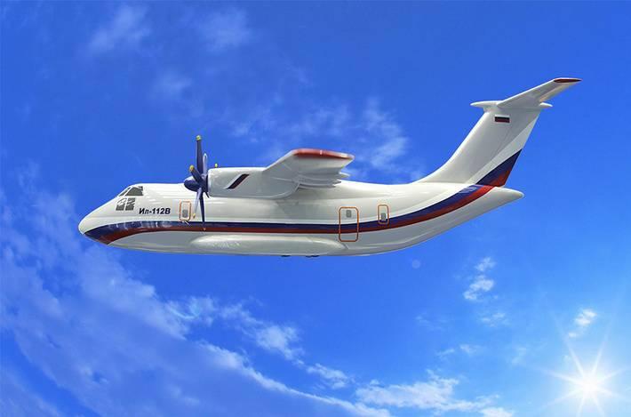 Глава ОАК рассказал о планах на самолёты Ил-112 и Ту-160М2