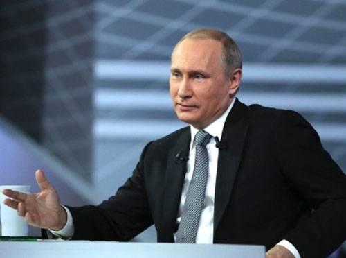 """Президент РФ: """"При Трампе уровень доверия к США деградировал"""""""