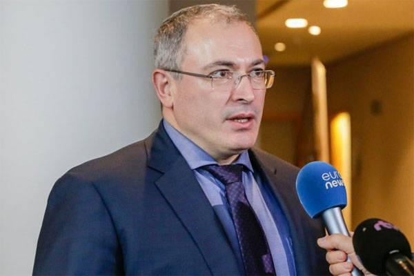 """Пока СК РФ """"ищет"""" Ходорковского, тот сам рассказывает о маршрутах своих поездок"""