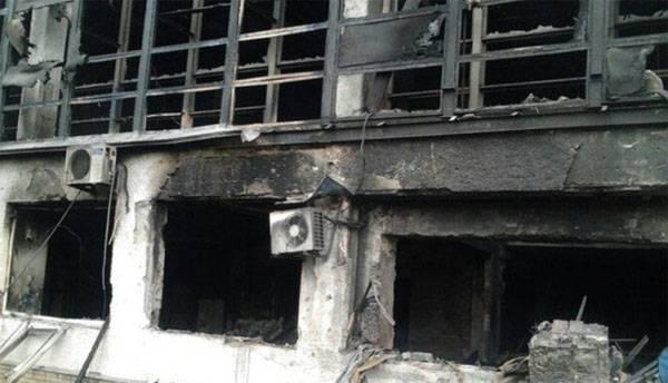 Новые взрывы на украинских складах боеприпасов