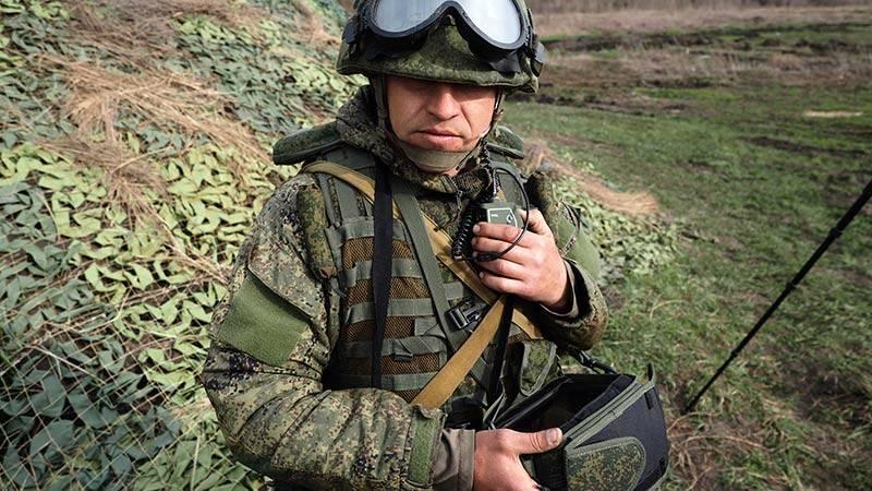 Подразделения морпехов начали получать модернизированные комплексы разведки «Стрелец»