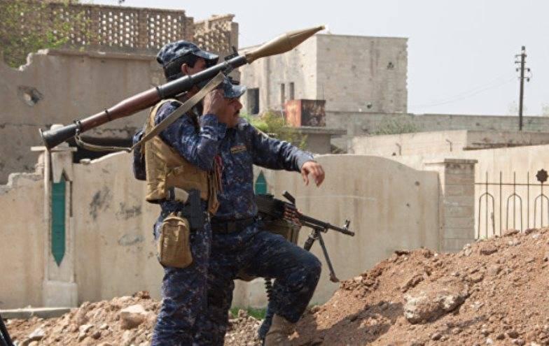 Задержка штурма Мосула связана с открытием гуманитарных коридоров