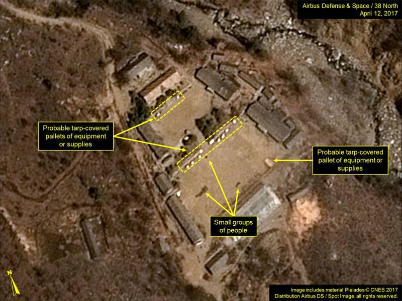 """Власти КНДР призвали иностранных журналистов готовиться к """"большому и важному событию"""""""
