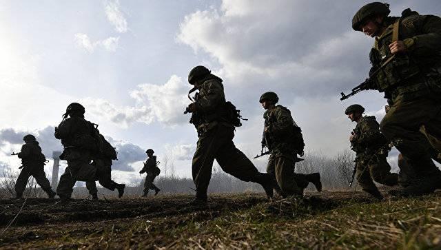 За неделю в войсках ВВО проведено 35 тренировок по противодействию терроризму