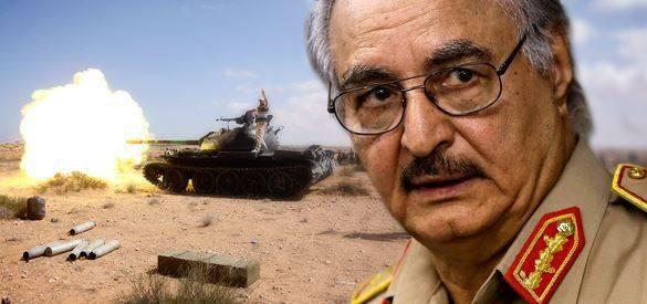 Haftar: BM ambargosu, Rus silahlarının Libya'ya tedarikini engelledi