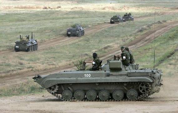 Подвижный разведывательный пункт ПРП-4А «Аргус»