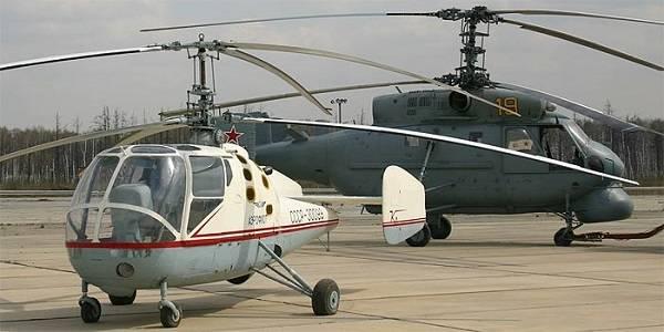 Ка-15: первый палубный вертолет СССР (часть 2)