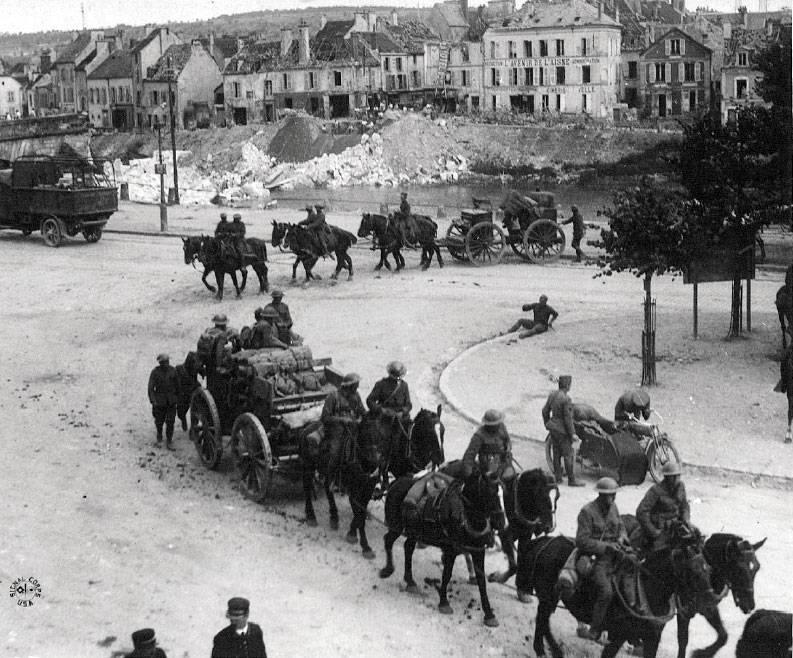 """""""La guerra finirà le guerre"""". USA nella prima guerra mondiale"""