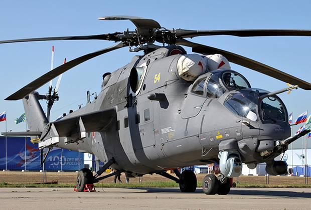 Бангладеш намерен закупить вертолеты Ми-35М