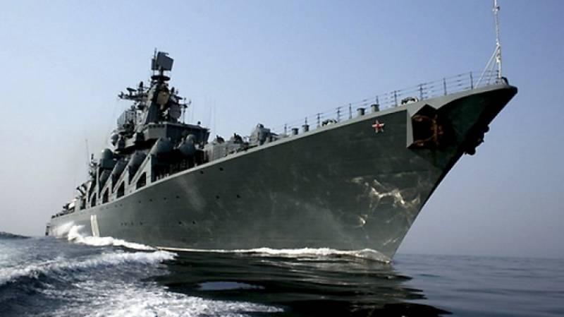 Боевые корабли ТОФ покинули Пусан
