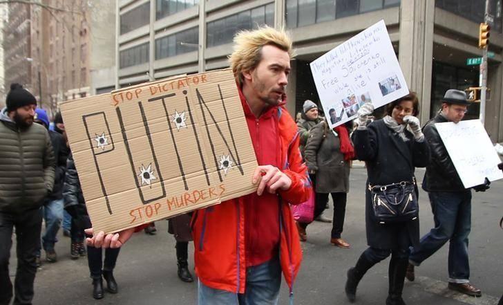 Германские СМИ: антироссийская истерия вряд ли пойдет на убыль