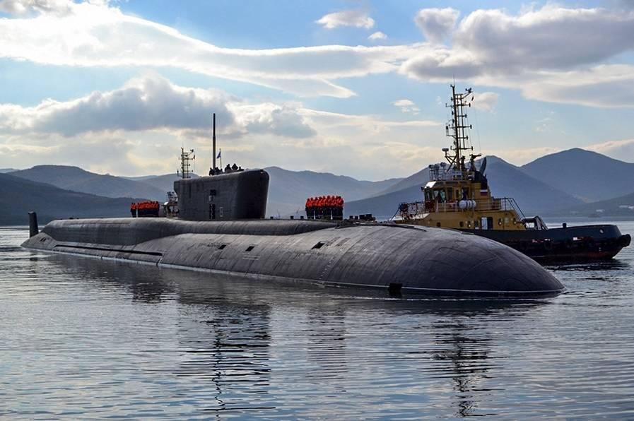 новейшие под лодки россии