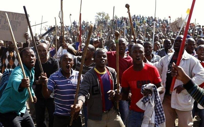 """Is """"Maidan"""" possible in South Africa? Who and why not like President Zuma"""