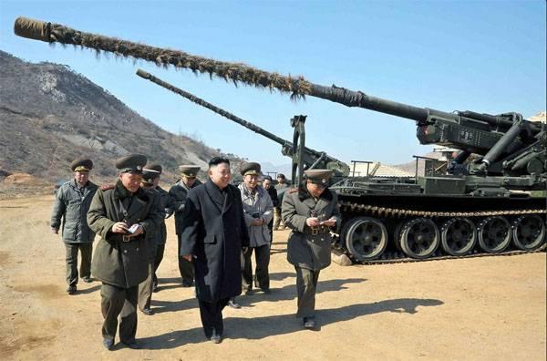 Пхеньян: В качестве ответа на возможную агрессию нанесём удары по военным базам США