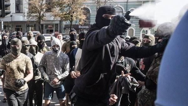 Украина вошла в десятку самых небезопасных государств мира