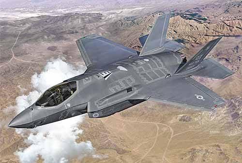 США отправляют в Европу F-35A Lightning II