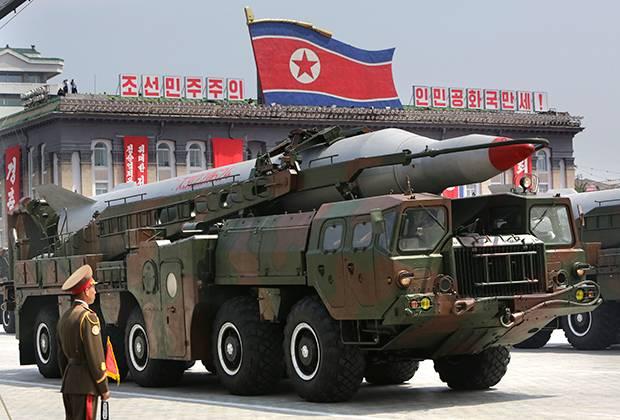В КНДР пообещали ответить ядерным ударом на атомную атаку США