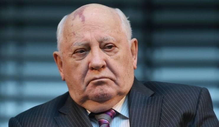 Горбачёв заявил о признаках новой холодной войны