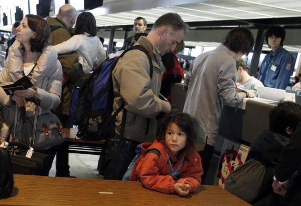 Япония готовится к эвакуации 57 тыс. подданных из Южной Кореи