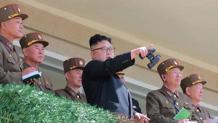 КНДР провела неудачный ракетный пуск