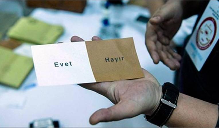 Референдум попоправкам вКонституцию стартовал вТурции