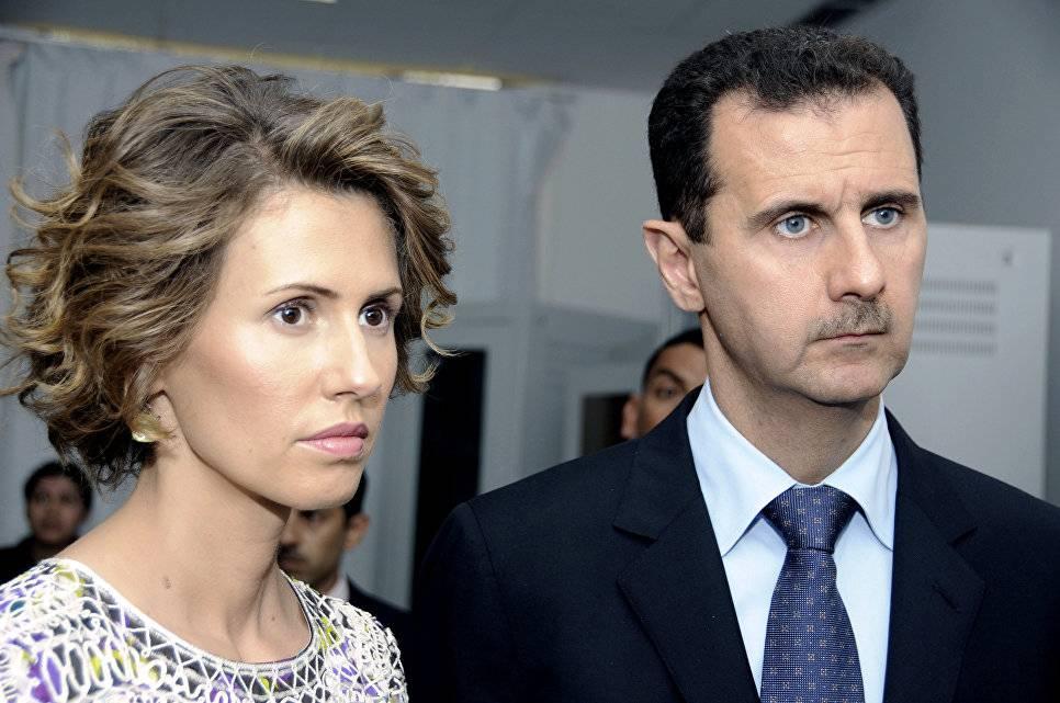 Власти Англии хотят отнять супругу Асада гражданства