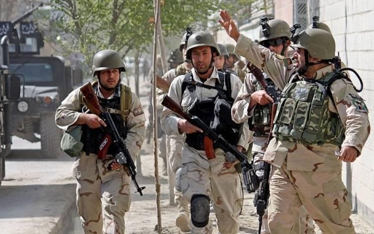 Афганистан просит у России помощи в снабжении и обучении военнослужащих