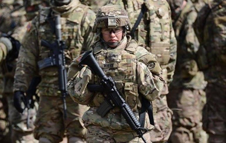НАТО начало военные учения вЛатвии