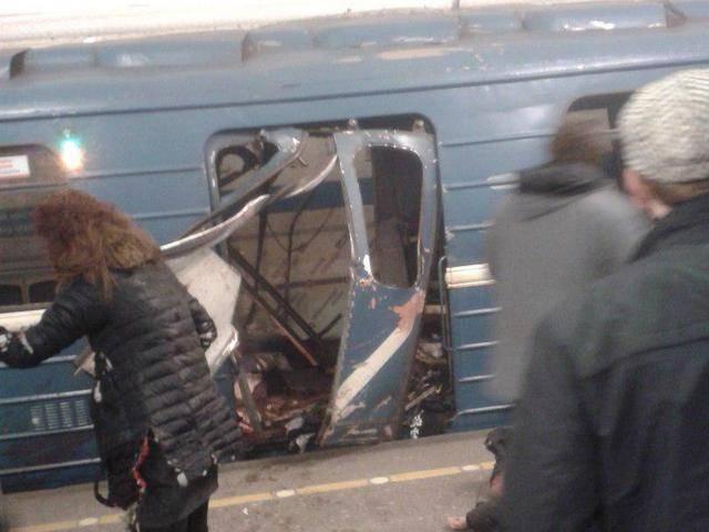 В Российской Федерации задержали вероятного организатора теракта вметро Санкт-Петербурга