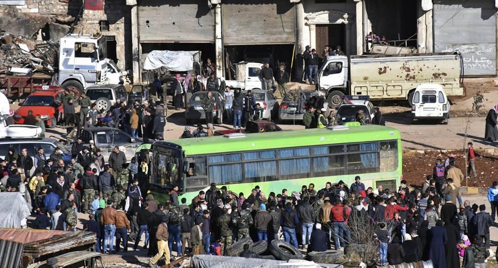 МИДРФ осудил теракт против конвоя сбеженцами вСирии