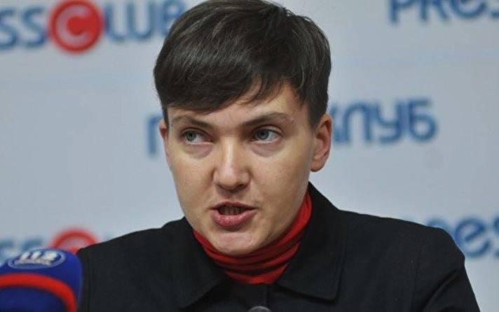 Савченко: Киев теряет Донбасс