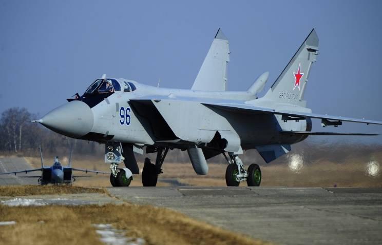 Истребительный авиаполк ЗВО приведен в высшие степени боевой готовности